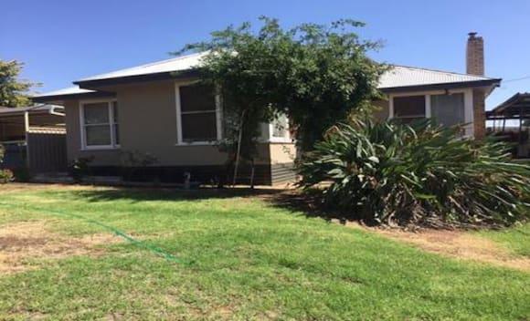 Ouyen house median price sit at 0,000: Investar