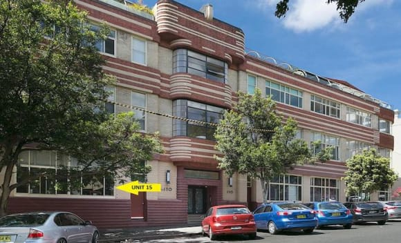 Woolloomooloo units selling in quick time