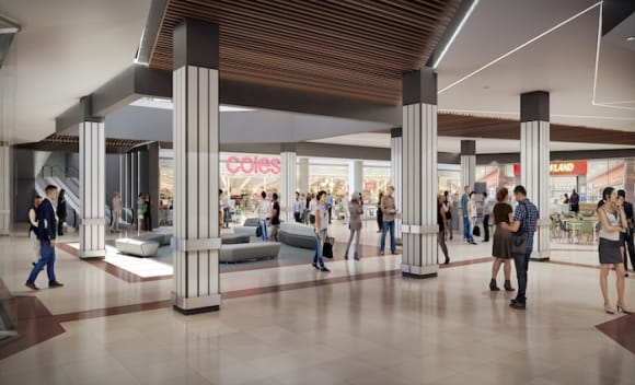 Southport's Australia Fair shopping centre upgrade on track for completion by year end