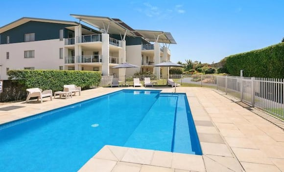 Apartments along NSW coastline top of February property clock: HTW