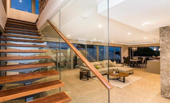 Architectually-designed Melville house listed for sale