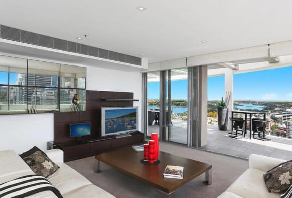 Kidman and Urban say no to Milsons Point penthouse
