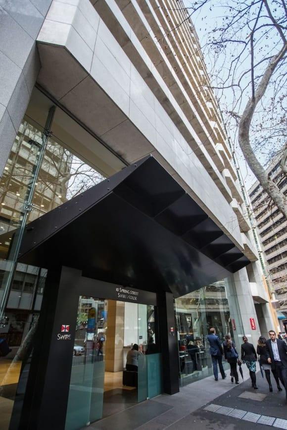 Sydney CBD office building listed with 0 million hopes