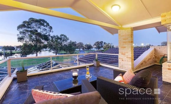 Riverside South Perth house listed with  million plus hopes