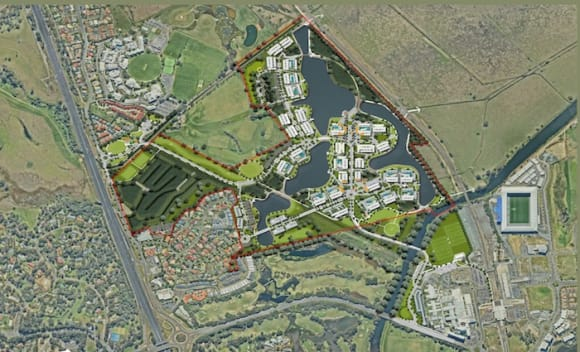 Walker Corporation proposes 2,000-home development near Gold Coast's Robina