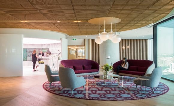 Futurespace designs PwC's new Barangaroo office space