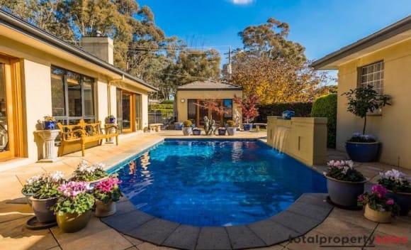 Award-winning Hughes house sold for <img src=