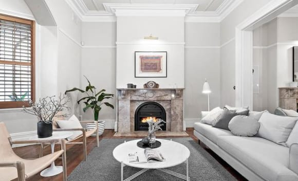 Victorian Newtown terrace listed for  million plus