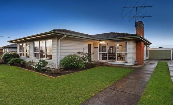 Geelong scores 87% weekend auction clearance rate: CoreLogic