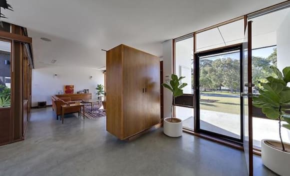Iwan Iwanoff Menora masterpiece, The Frank House, listed for sale