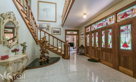 Waterfront Dover house, Eden, listed for <img src=