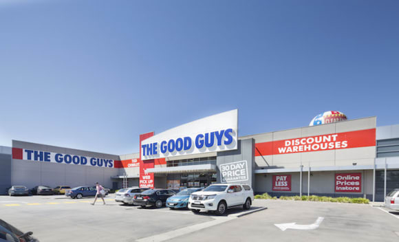 Savills sell nine properties leased to The Good Guys in  million disposal