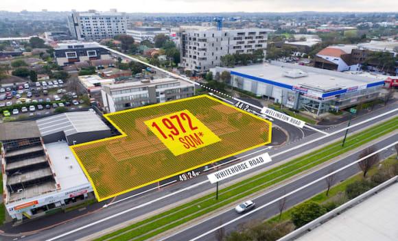 Developer snaps up major site in dynamic Box Hill for .55 million