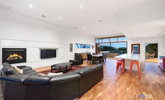 Peter Byfield-designed Red Hill house sold for