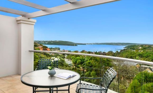 Three bedroom Mosman duplex apartment sold for .7 million