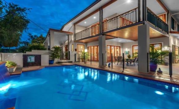 Pinkey's Hendra owner Alan Pinkey sells contemporary Brisbane home