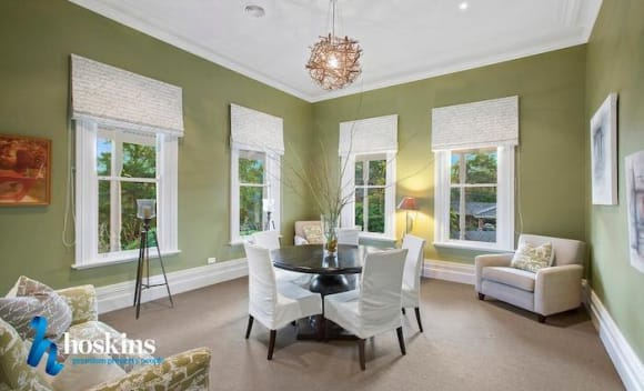 Four bedroom Park Orchards house listed for between .3 million to .6 million