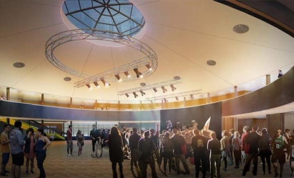 Multiplex to deliver  million revamp of iconic UNSW Roundhouse