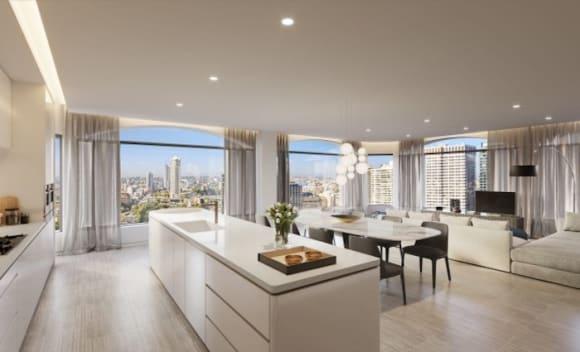 Another  million penthouse in Sydney's CBD