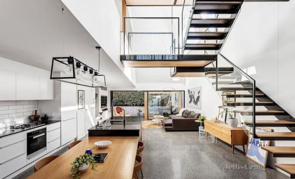 Fitzroy warehouse home listed for between