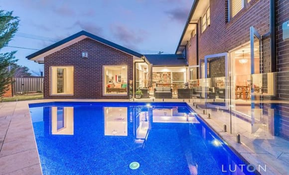 Five bedroom Forrest, ACT house sold for