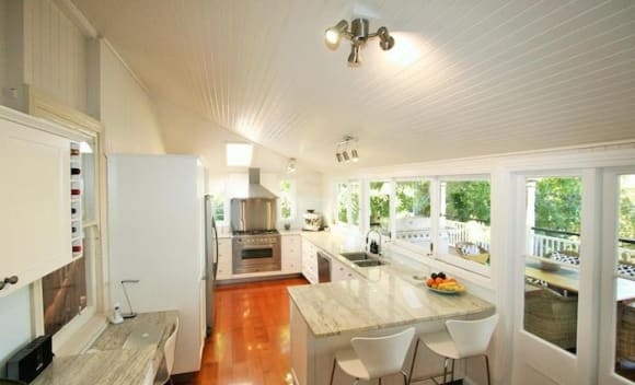 Colonial five bedroom Annerley house sold for <img src=