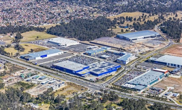 Costco launches store in Sydney Business Park