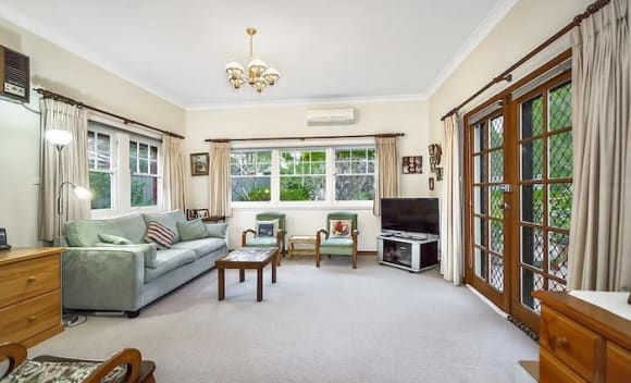 Four bedroom Strathfield house sold for .5 million