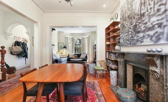 Actress Marta Dusseldorp lists Paddington house for rent