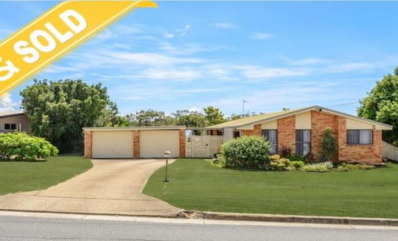 Clinton, Queensland house listed for mortgagee sale