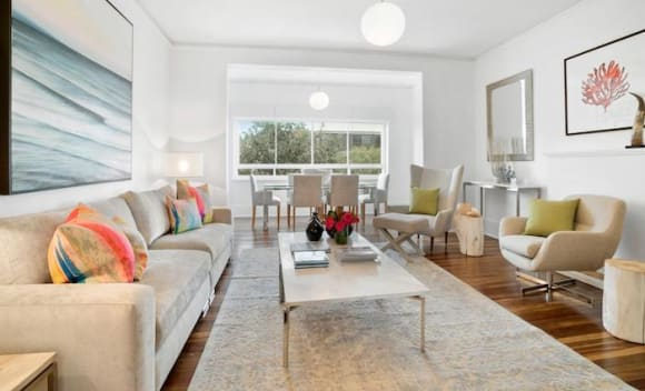 Channel Nine boss David Gyngell lists North Bondi apartment