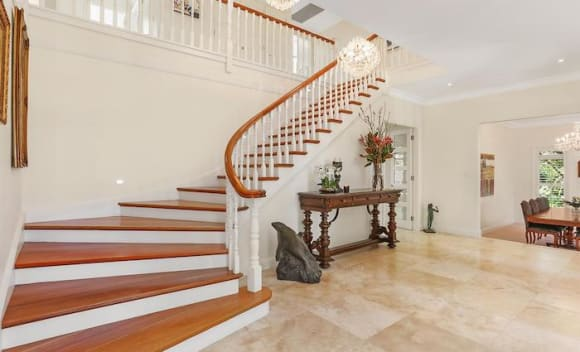 Six bedroom Pymble house sold for .7 million