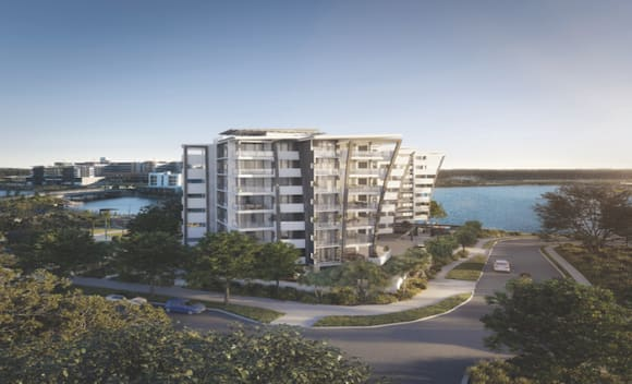 Cube Developments launches m residential project at Birtinya
