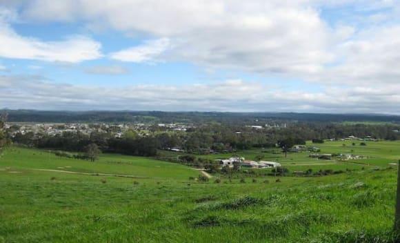 Wynyard, Tasmania farmland property listed for auction
