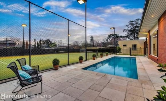 Luxury triple fronted Hawthorn, Adelaide bungalow listed for sale