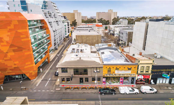 Melbourne's former Duke of York Hotel on the block with .5 million price tag