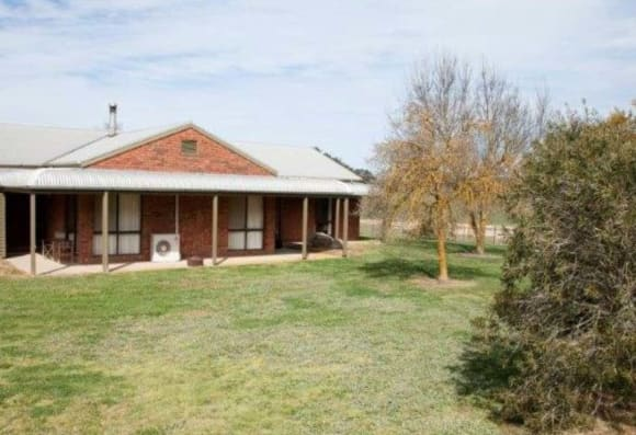Woodlea Park at Yass listed for sale