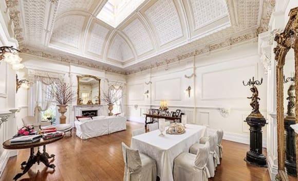 1896 Hawthorn home with ballroom