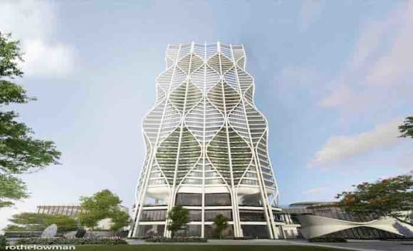 How parametric design enables previously unbuildable buildings to become a reality