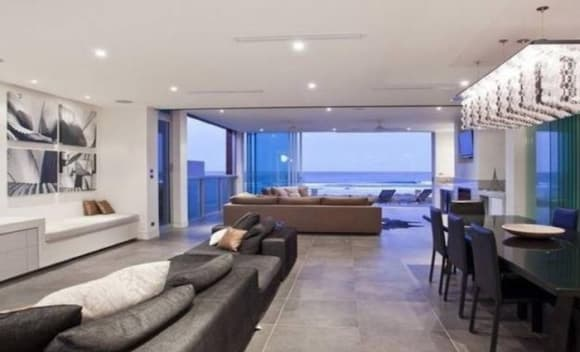 Fitness First founder Tony de Leede selling Mermaid Beach mansion