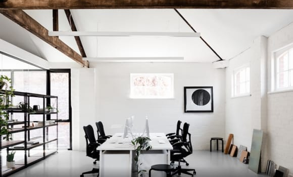 19th century warehouse turned modern office in Fitzroy up for auction
