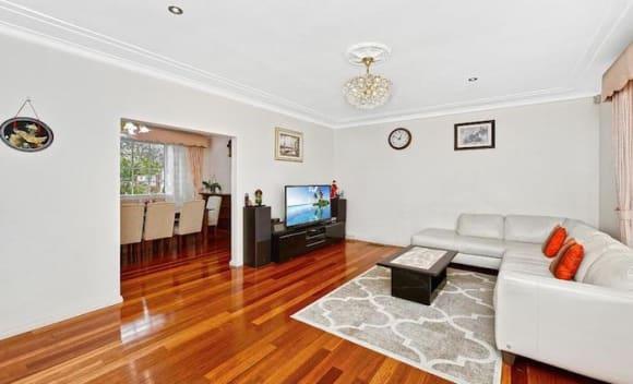 Four bedroom Strathfield house sold for .1 million