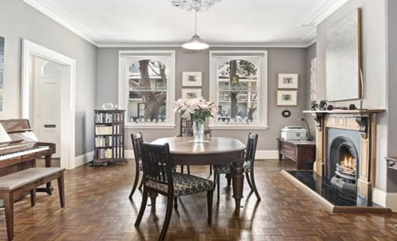 Author David Malouf lists Chippendale terrace