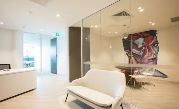 Arty office spaces in Brisbane await tenants