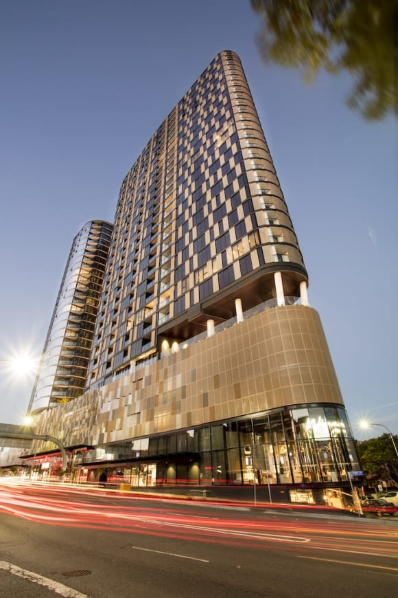 Gurner settles apartments worth 0 million in Brisbane in quick time, downplays oversupply concerns