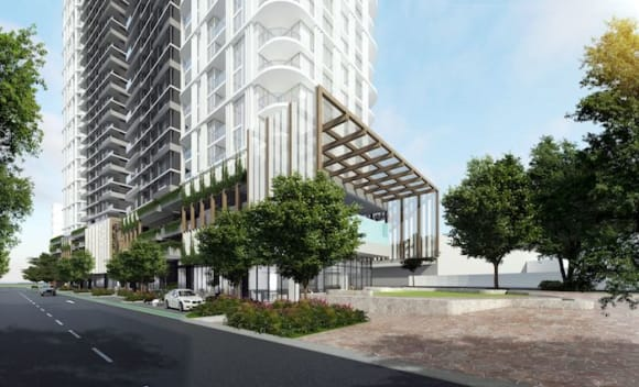 Land & Homes Group's 0 million apartment project near Brisbane CBD approved