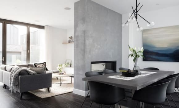 The Block Elsternwick: Clint and Hannah's home