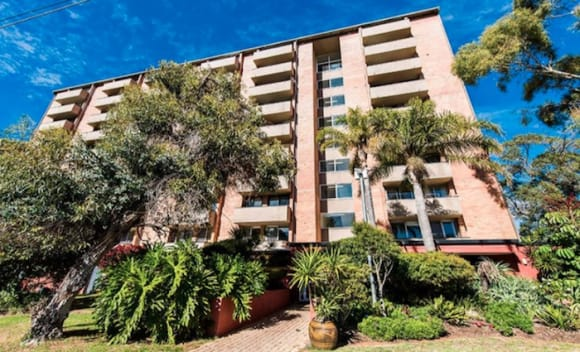 Mosman Park apartment sold off by mortgagee