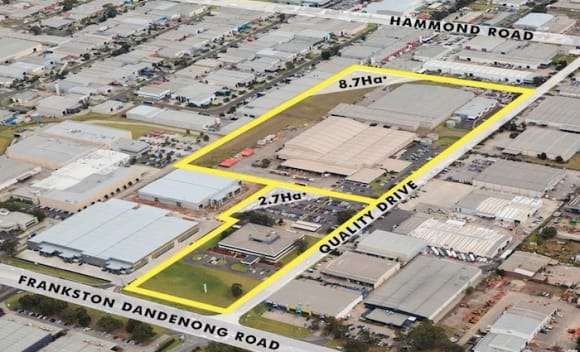 Nissan's Dandenong South headquarters sold for  million
