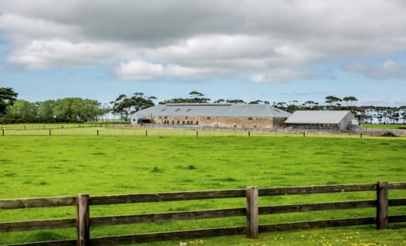 Mount Schanck, one of South Australia's prized grazing stations, listed for  million